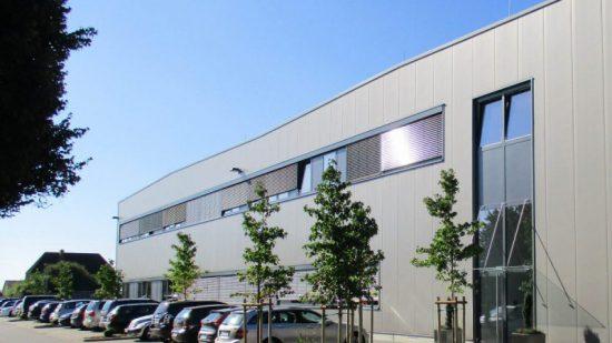 Aljo Aluminium-Bau in Berne