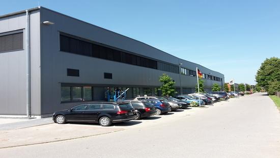Aljo Aluminium-Bau in Berne (Halle 11)
